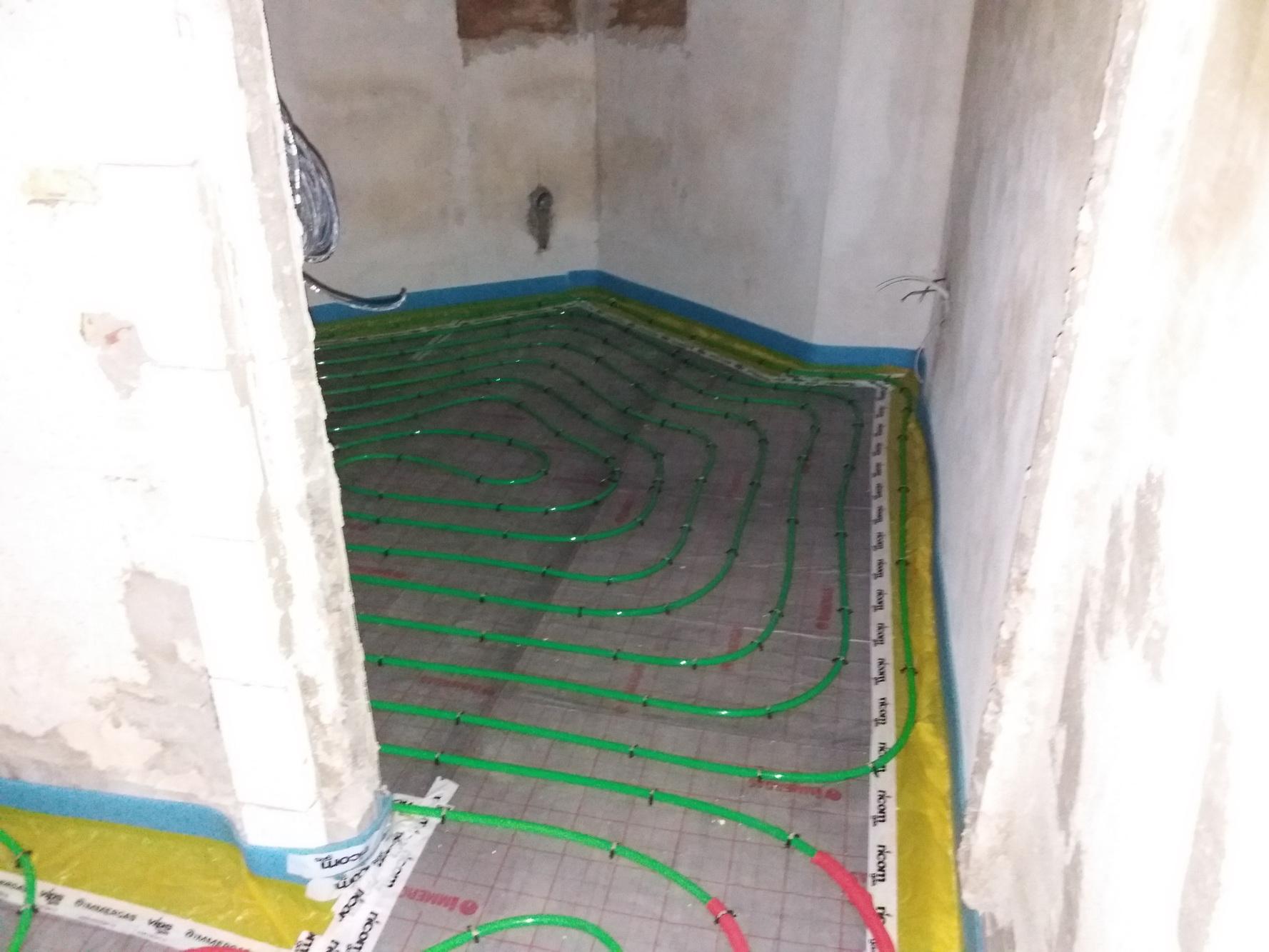 003 Podlahove vytapeni